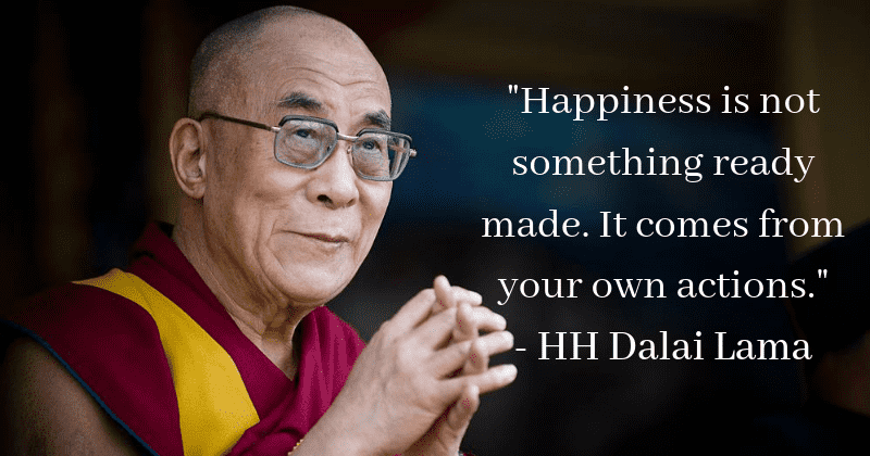 23 Quotes by HH Dalai Lama That'll Change Your Outlook Towards ...