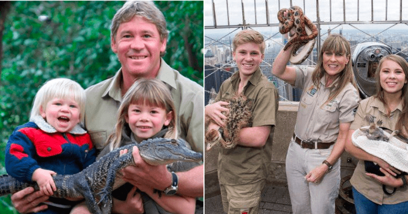 12 Years After Crocodile Hunter Steve Irwin S Shocking Death His Family Continues To Keep His Wildlife Legacy Alive