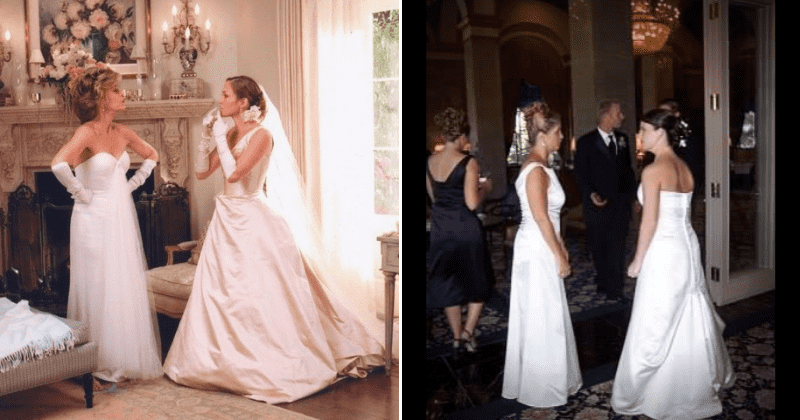 Bride Horrified As Mother In Law Walks