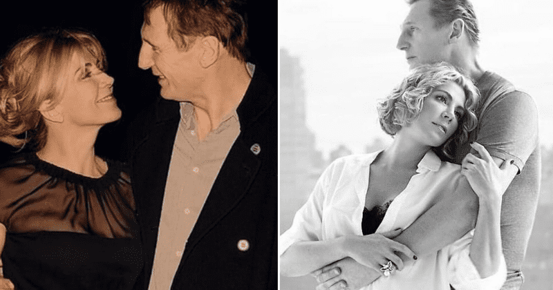 "Liam Neeson Opens up About the Devastation of Losing His Wife | ""Her"