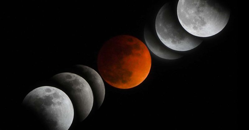 The July 2019 Lunar Eclipse Will Force You to Leave the Old Behind