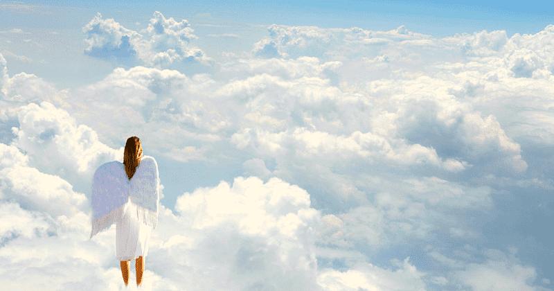 Rüyada Beyaz Kanatlı Melek Görmek