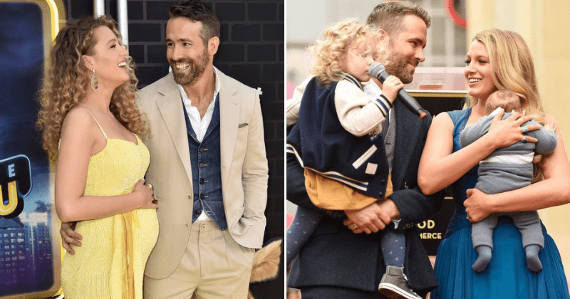 Ryan Reynolds And Blake Lively Wedding.Nearly 10 Years Into Marriage And Ryan Reynolds Blake