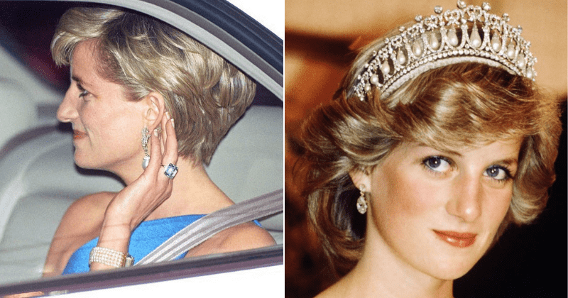 Princess Diana's Favorite Pieces of Jewelry: Where Are They Now?
