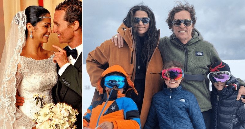 Matthew Mcconaughey Was Invited To His Own Wedding After His Wife