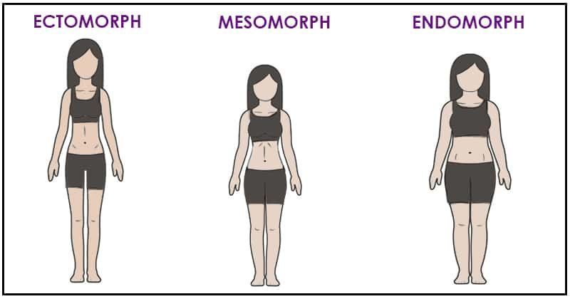 Your Body Type May Influence The Weight Loss Process This Is How You Can Know The Type