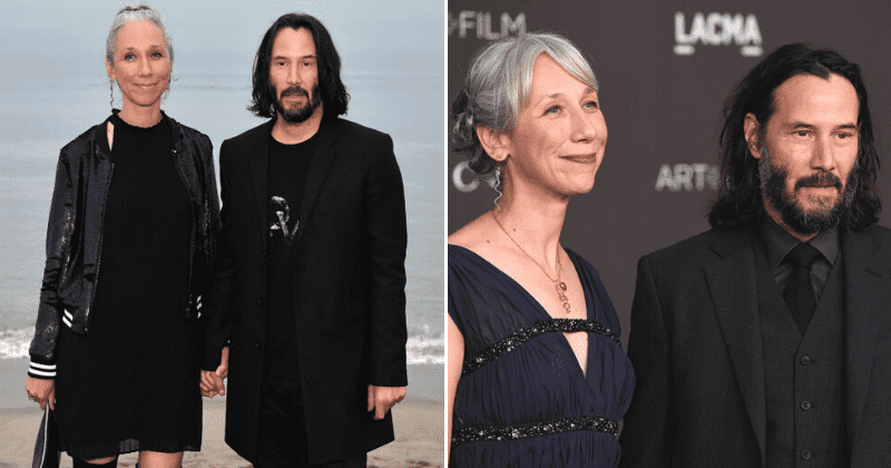 5 Things We Know About Keanu Reeves Girlfriend Alexandra Grant
