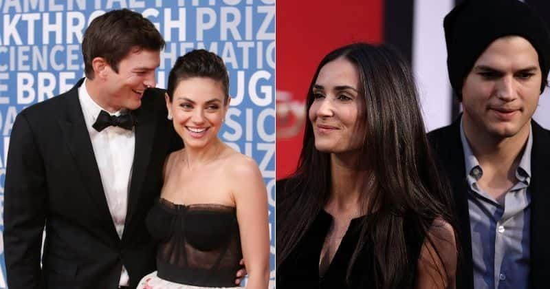 Mila Kunis Fiercely Supported Husband Ashton Kutcher When Horrors From His First Marriage With Demi Moore Haunted Him