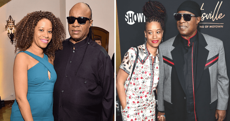Stevie Wonder Was 64 When He Was Blessed With His 9th Child With Wife Tomeeka He Talks To His Children As A Friend