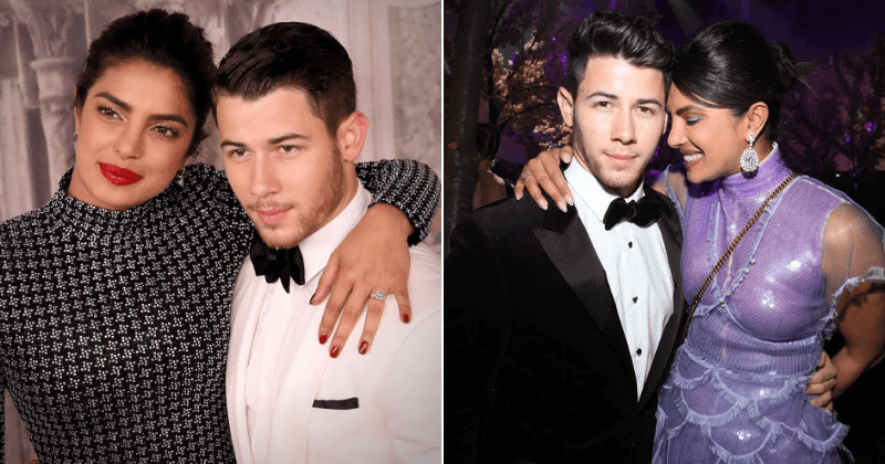 Nick Jonas And Priyanka Chopra S 10 Year Age Gap Proves Love Is
