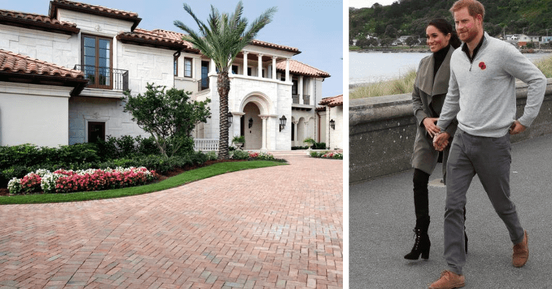harry meghan have picked their permanent home they moved into a gorgeous mansion in upscale santa barbara neighborhood they moved into a gorgeous mansion in